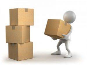 Manual Handling Training - Lifting a box
